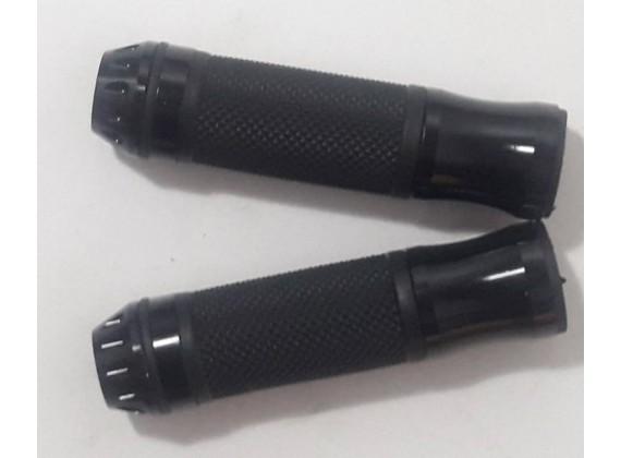 Gripy na motorku XL-280-A černá