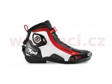 boty X-ZERO R, XPD (černé/bílé/červené)