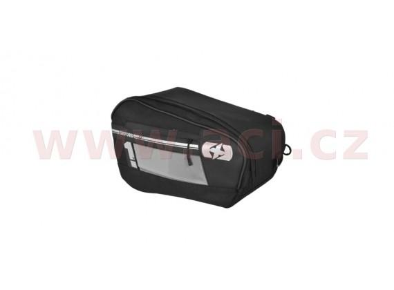 Boční brašny na motocykl F1 (černé, objem 45l, pár)