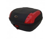 Kufr zadní CAPIRELLI C46-0889 o objemu 46l, zátěž 4,9kg