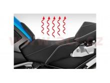 karbonové vyhřívání sedla motocyklů a čtyřkolek, 2 stupňová regulace teploty