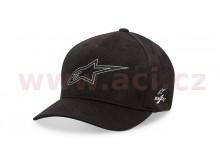 kšiltovka AGELESS JACK TECH HAT, ALPINESTARS (černá)