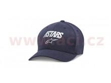 kšiltovka ANGLE REFLECT HAT, ALPINESTARS (tmavě modrá)