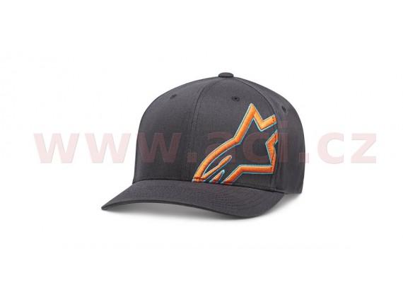 kšiltovka CORP HALO HAT, ALPINESTARS (šedá)