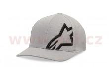 kšiltovka CORP SHIFT MOCK MESH HAT, ALPINESTARS (stříbrná/černá)