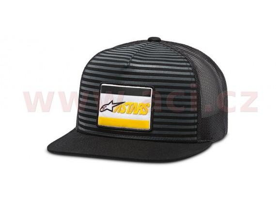 kšiltovka DOMINATE TRUCKER HAT, ALPINESTARS (černá)