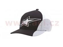 kšiltovka FORMULA HAT, ALPINESTARS (černá/bílá/šedá)