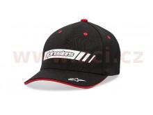kšiltovka GTN-1 HAT, ALPINESTARS (černá)