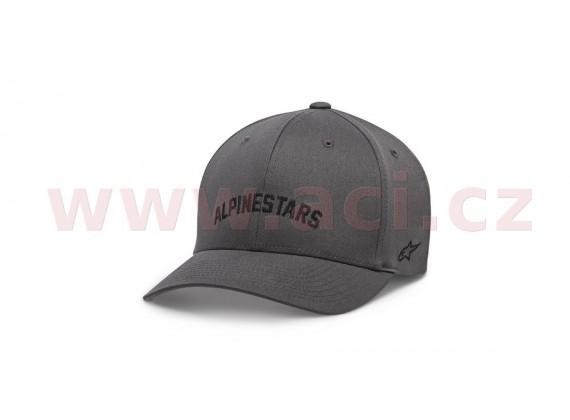 kšiltovka JUDGEMENT HAT, ALPINESTARS (šedá)