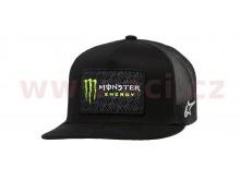 kšiltovka MONSTER CHAMP HAT, ALPINESTARS (černá/černá)