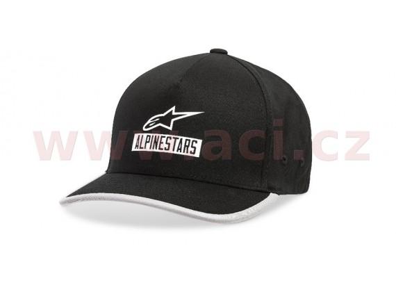 kšiltovka PRESEASON HAT, ALPINESTARS (černá)