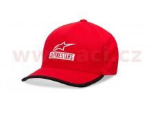 kšiltovka PRESEASON HAT, ALPINESTARS (červená)