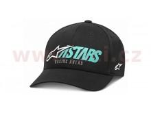 kšiltovka VICTORY HAT, ALPINESTARS (černá)