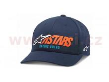 kšiltovka VICTORY HAT, ALPINESTARS (tmavě modrá)