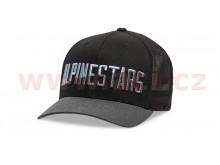 kšiltovka WORD MESHBACK HAT, ALPINESTARS (černá)