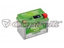 lithiová baterie LiFePO4 FULBAT 12V, 1,6Ah, 110A, 0,36 kg, 113x70x85 mm nahrazuje typy: (C