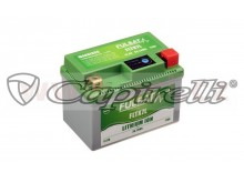 lithiová baterie LiFePO4 FULBAT 12V, 2,4Ah, 170A, hmotnost 0,45 kg, 113x70x85