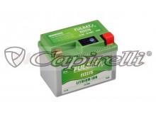 lithiová baterie LiFePO4 FULBAT 12V, 2Ah, 140A, hmotnost 0,42 kg, 113x70x85 nahrazuje typy