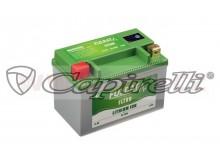 lithiová baterie LiFePO4 FULBAT 12V, 3Ah, 210A, hmotnost 0,61 kg, 150x87x105 mm nahrazuje