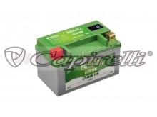 lithiová baterie LiFePO4 FULBAT 12V, 4Ah, 280A, hmotnost 0,7 kg, 150x87x93 mm nahrazuje ty