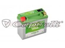 lithiová baterie LiFePO4 FULBAT 12V, 5Ah, 350A, hmotnost 0,82 kg, 150x66x130 mm nahrazuje