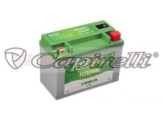 lithiová baterie LiFePO4 FULBAT 12V, 7Ah, 420A, 1,12 kg, 175x87x130 mm nahrazuje typy: (CB