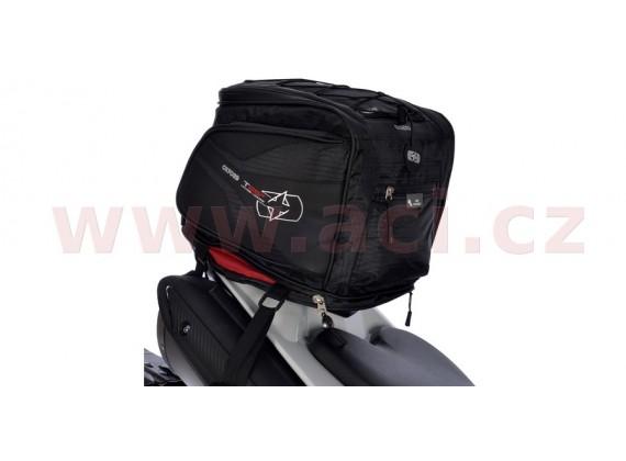 Brašna na sedlo spolujezdce T25R Tailpack (černá, objem 25l)