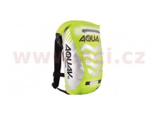 Vodotěsný batoh Aqua V12 Extreme Visibility (žlutá fluo/reflexní prvky, o