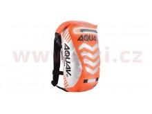 Vodotěsný batoh Aqua V12 Extreme Visibility (oranžová fluo/reflexní prvky