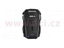 Vodotěsný batoh Aqua25R (černá/šedá, objem 25l)