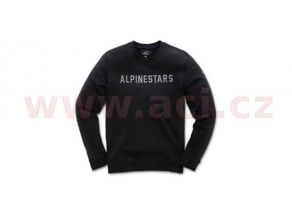 mikina DISTANCE FLEECE, ALPINESTARS (černá)