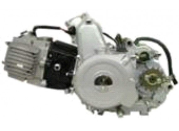 Motor kompletní