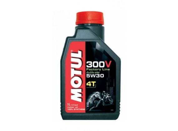 Motul olej 300V 4T FACTORY LINE 5W30