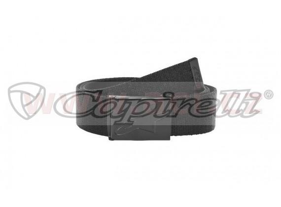 pásek AGELESS WEB BELT, ALPINESTARS (černý/ černá přezka, textil)