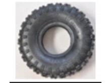 Přední pneumatika 6´´14*10*6