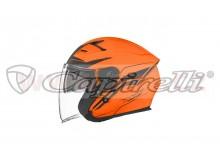 přilba N127 Late, NOX (oranžová)