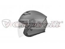přilba N127, NOX (stříbrná titanium matná)