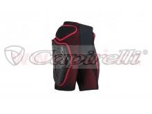 šortky pod kalhoty FREERIDE 2020, ALPINESTARS, (černá/červená)