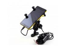 Univerzální držák na telefon pro moto a skútr