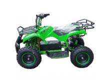 Čtyřkolka Bambino 800W/36V - zelená