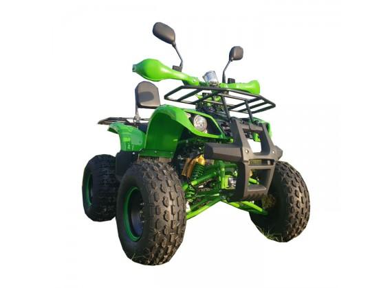 Čtyřkolka Foresto - 3G -dětská 125 ccm - zelená